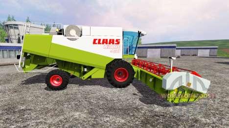 CLAAS Lexion 480 v1.1 for Farming Simulator 2015
