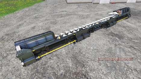 Capello Quasar HS 16 for Farming Simulator 2015