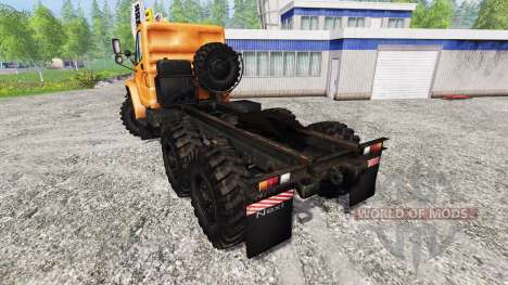 Ural Next for Farming Simulator 2015