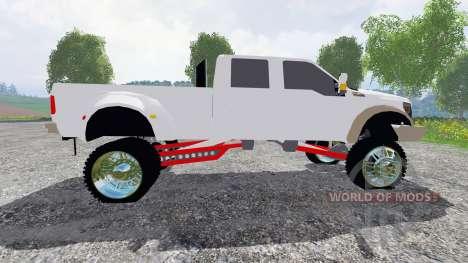 Ford F-450 4x4 2013 for Farming Simulator 2015