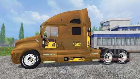 Kenworth T2000 [CAT] v2.0 for Farming Simulator 2015