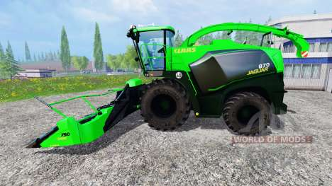 CLAAS Jaguar 870 [multicolor multifruit] v3.1 for Farming Simulator 2015