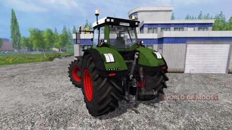 Fendt 1050 Vario v2.0 for Farming Simulator 2015