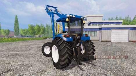 New Holland T4.75 [ensemble] for Farming Simulator 2015