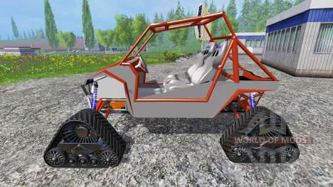 Polaris RZR XP 1000 [tracked] for Farming Simulator 2015
