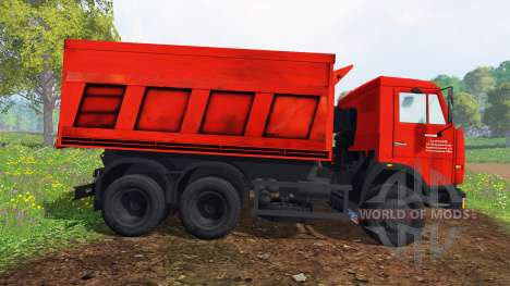 KamAZ-65115 for Farming Simulator 2015