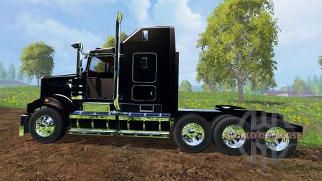 Kenworth T908 for Farming Simulator 2015