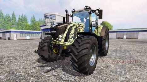 Fendt 927 Vario [camouflage] for Farming Simulator 2015