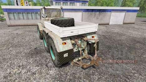 T-150K YAMZ-236 v1.1.2 for Farming Simulator 2015