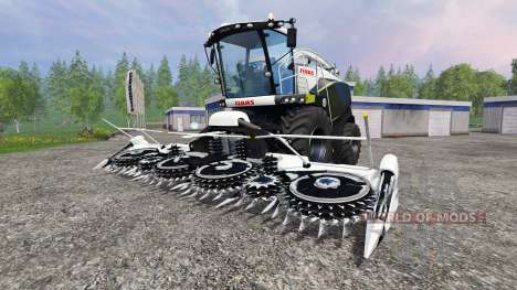 CLAAS Jaguar 870 [Black Edition] for Farming Simulator 2015