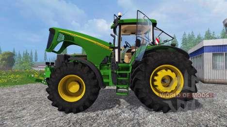 John Deere 8520 for Farming Simulator 2015
