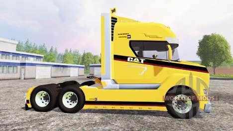 Scania STAX Concept 2002 for Farming Simulator 2015