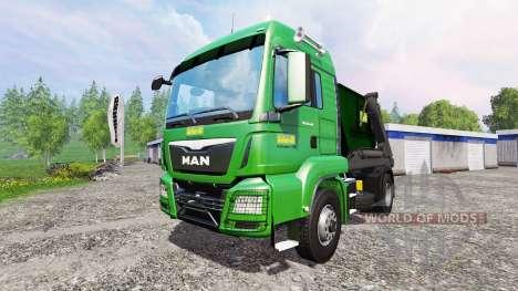 MAN TGS 18.440 [Gafner AG] for Farming Simulator 2015