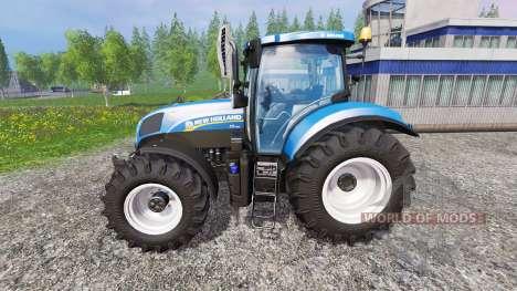 New Holland T7.185 for Farming Simulator 2015