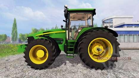 John Deere 7730 for Farming Simulator 2015