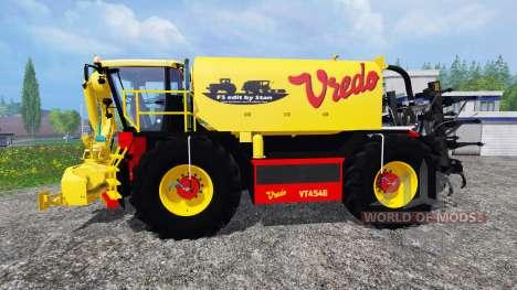 Vredo VT 4546 for Farming Simulator 2015