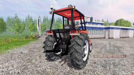 Ursus C-362 for Farming Simulator 2015