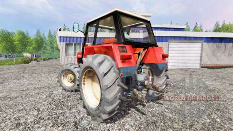 Ursus 1004 for Farming Simulator 2015