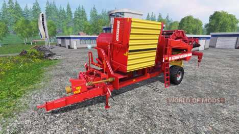 Grimme SE 260 for Farming Simulator 2015