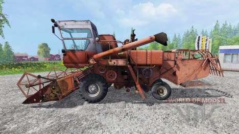 SK-5 Niva [modified] for Farming Simulator 2015