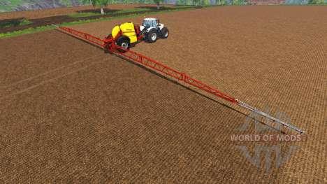 Kverneland Rau Phoenix В40 for Farming Simulator 2015