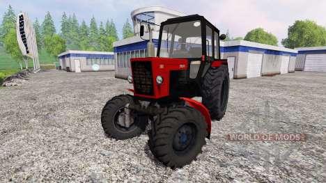 MTZ-82.1 v2.0 for Farming Simulator 2015