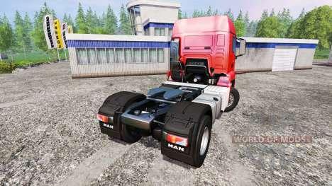 MAN TGS 18.440 4x2 for Farming Simulator 2015