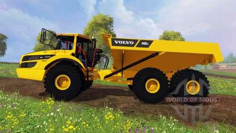 Volvo A40G 2014 v2.0 for Farming Simulator 2015