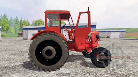 MTZ-52 v2.0 for Farming Simulator 2015