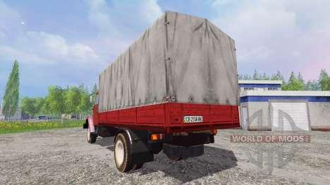 ZIL-4331 v1.0.1 for Farming Simulator 2015