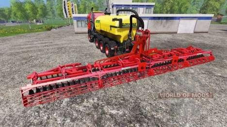 MAN TGS 18.440 [liquid manure] for Farming Simulator 2015