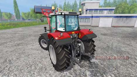Massey Ferguson 6613 for Farming Simulator 2015
