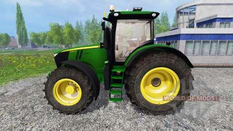 John Deere 7310R for Farming Simulator 2015