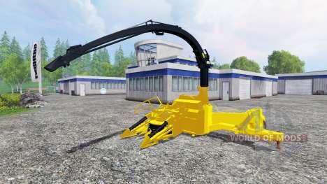 Celikel Sirali 2 plus for Farming Simulator 2015
