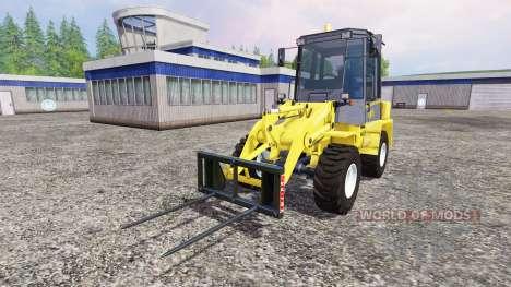 Zettelmeyer ZL 602 for Farming Simulator 2015