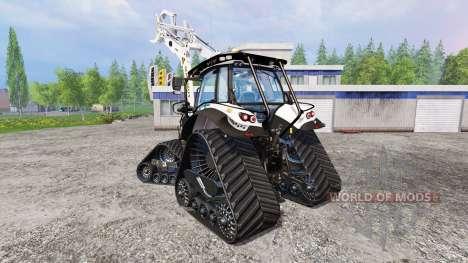 Deutz-Fahr Agrotron 7250 [mountain goat] v1.3.1 for Farming Simulator 2015