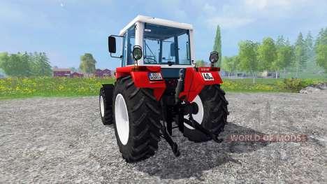 Steyr 8080A Turbo SK2 v1.0 for Farming Simulator 2015