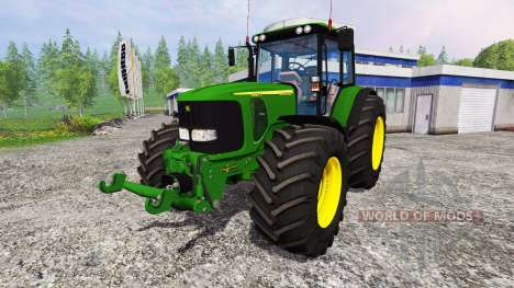 John Deere 6920 S v1.8 for Farming Simulator 2015