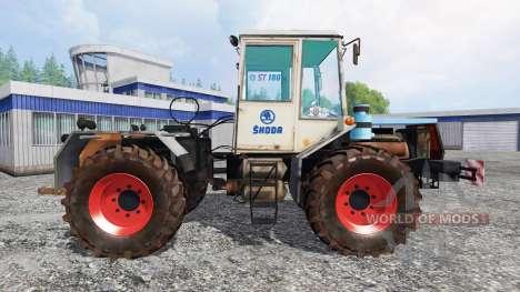 Skoda ST 180 v1.0 for Farming Simulator 2015
