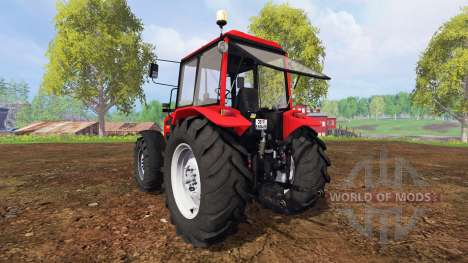 Belarus 1221.4 v1.0 for Farming Simulator 2015