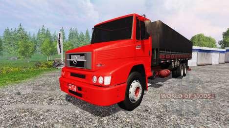 Mercedes-Benz 1620 v0.1 for Farming Simulator 2015