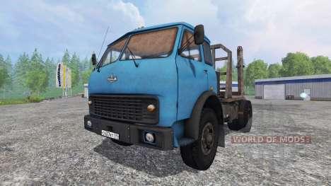 MAZ-504 for Farming Simulator 2015