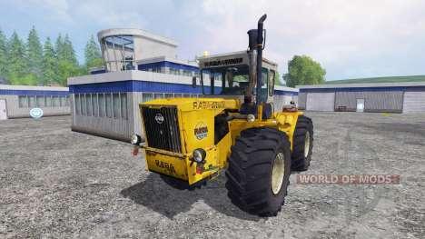 RABA Steiger 245 for Farming Simulator 2015