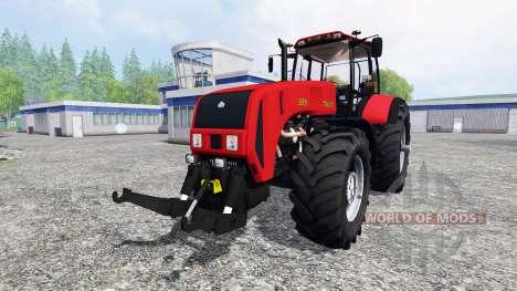 Belarus-3522 v1.5 for Farming Simulator 2015