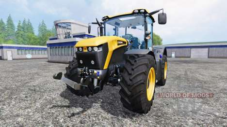 JCB 4190 Fastrac v2.0 for Farming Simulator 2015