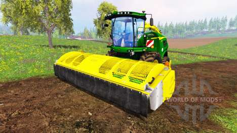 John Deere 8600i for Farming Simulator 2015