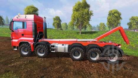 MAN TGS 18.440 [pack] for Farming Simulator 2015