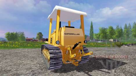 Caterpillar D4E for Farming Simulator 2015
