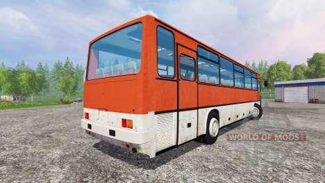Ikarus 250 for Farming Simulator 2015