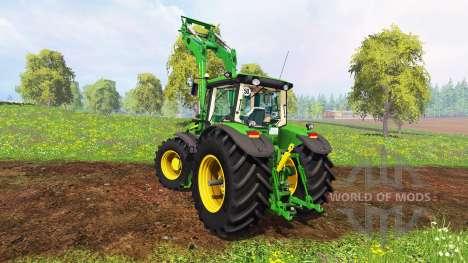 John Deere 7930 v4.0 for Farming Simulator 2015